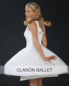 Konfirmationskjoler Clarón Ballet