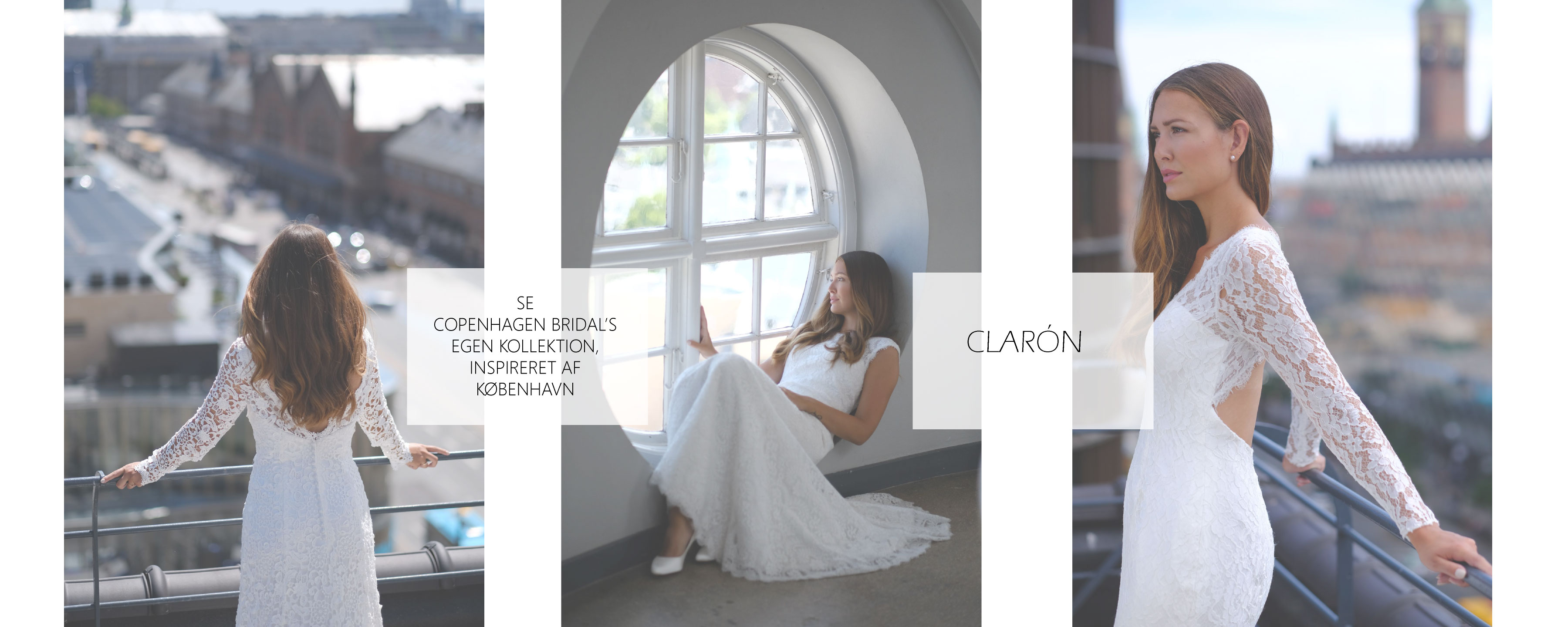 39540fb7f9c2 Brudekjoler 2018 kollektionen - Copenhagen Bridal