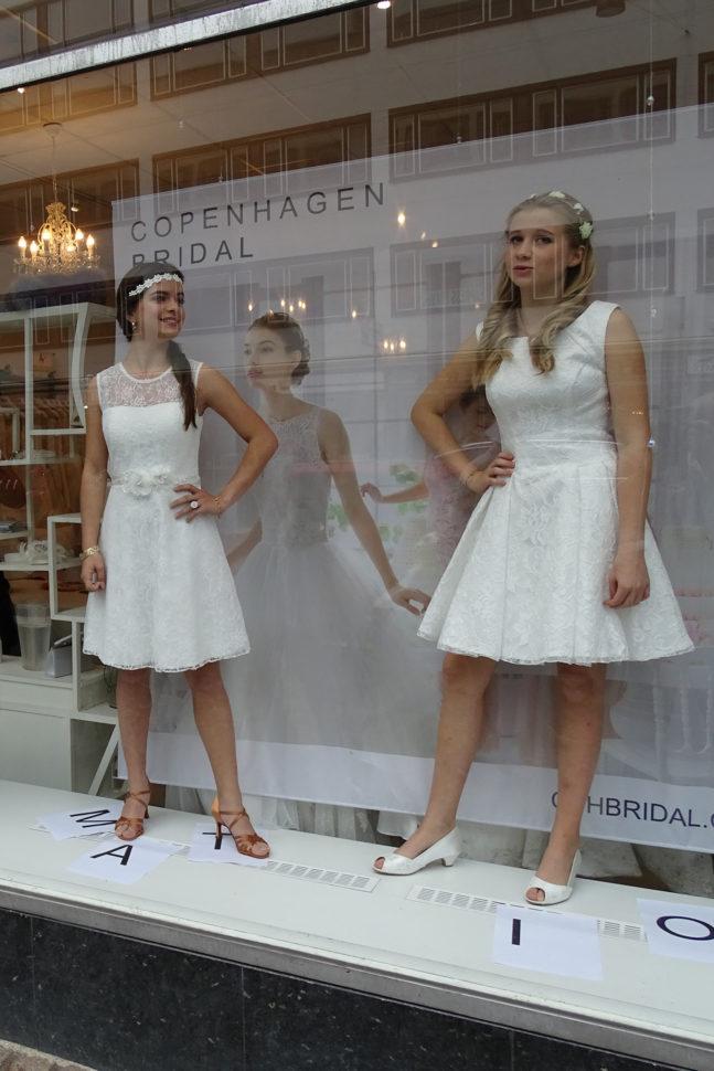 Konfirmationskjoler 2017 - Modeshow