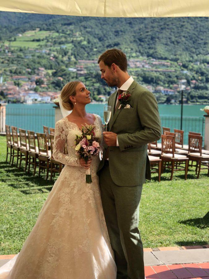 Saschas Bryllup