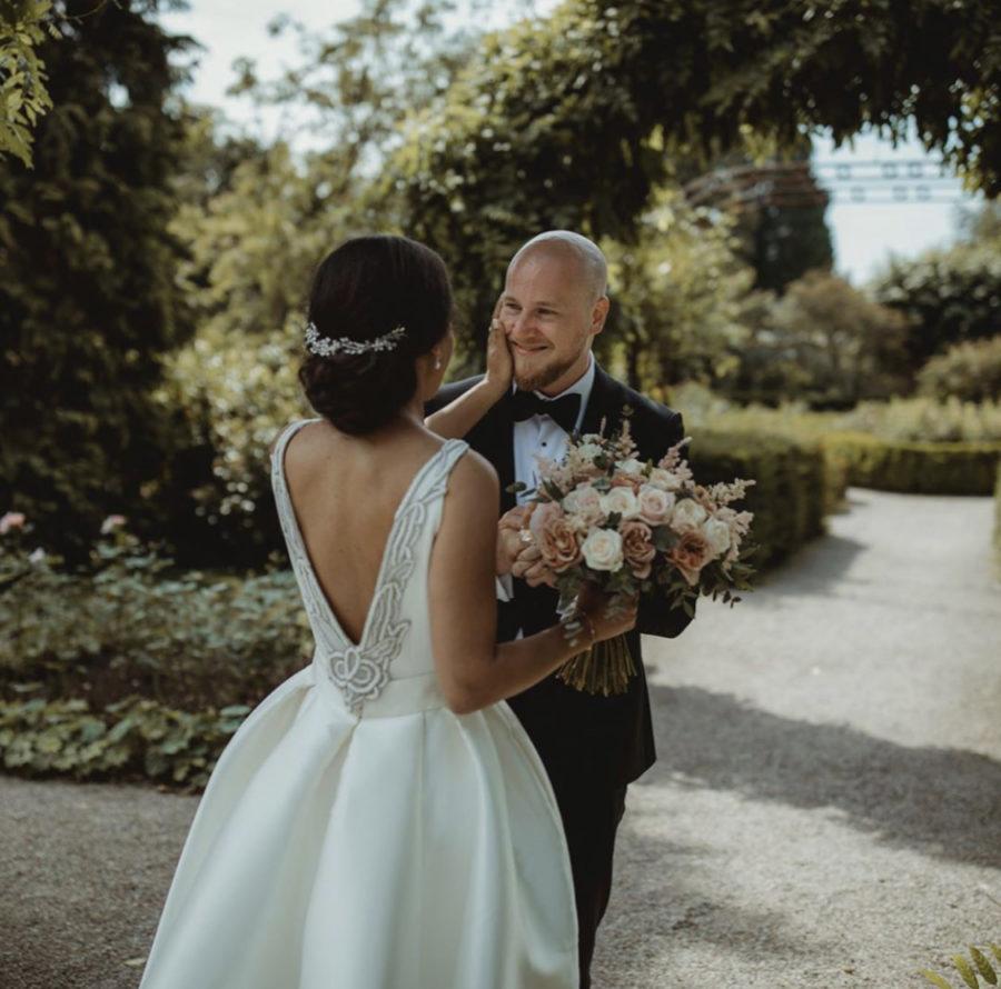 Tishi1 bryllup