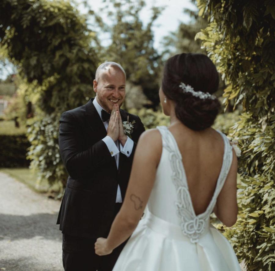 Tishi7 bryllup