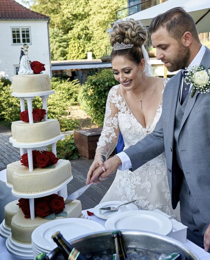 Trine1 bryllup
