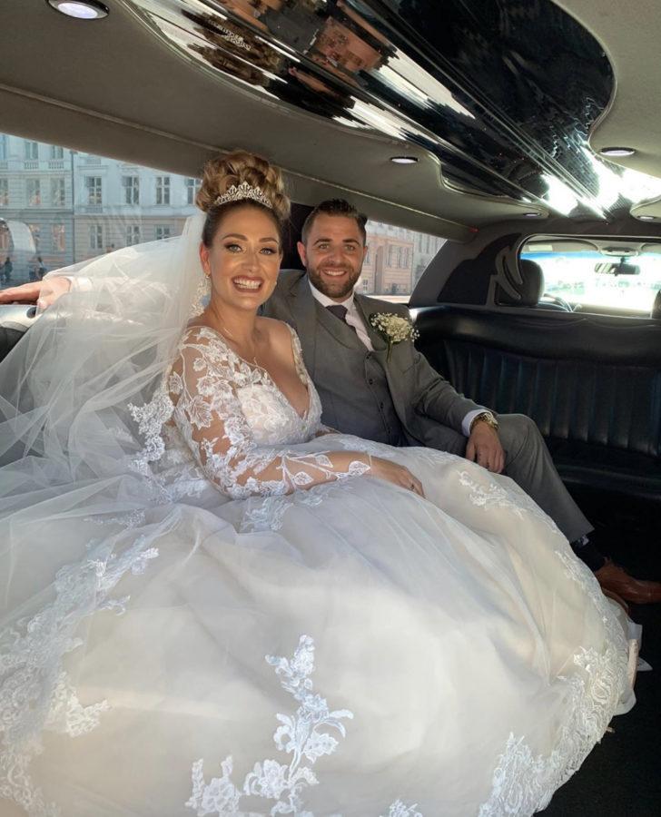 Trine2 bryllup