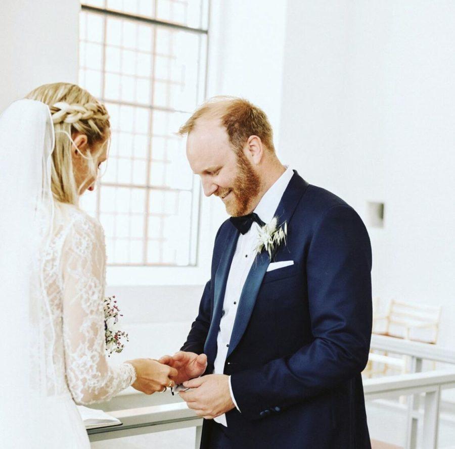 Annikas bryllup