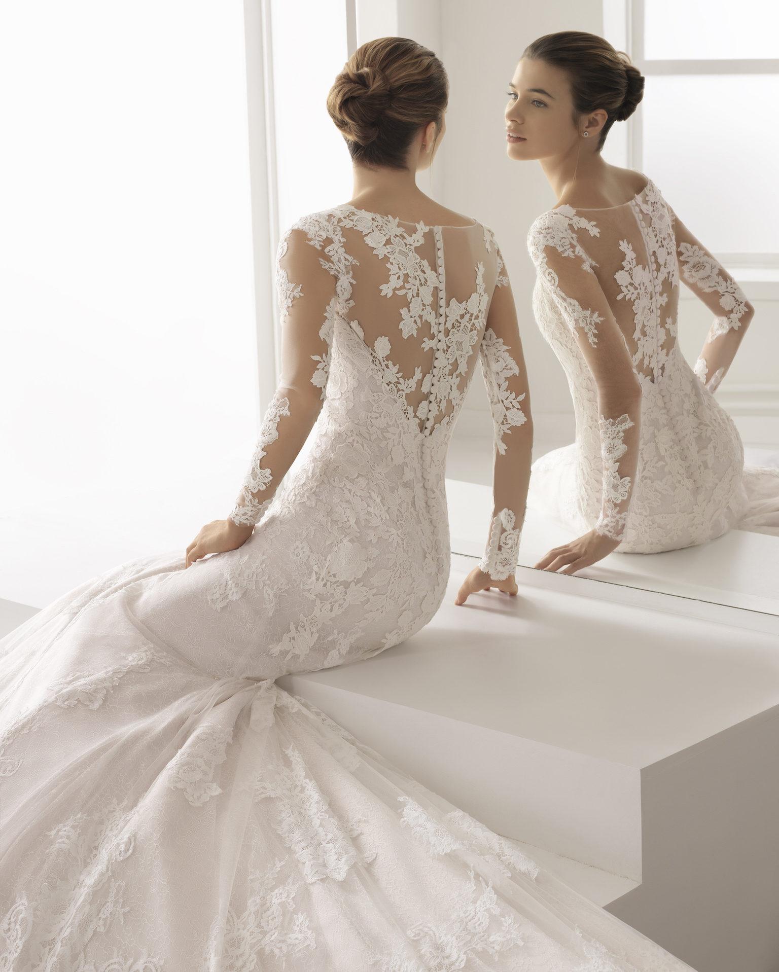 Brudekjoler førende brudekjole designere - Copenhagen Bridal