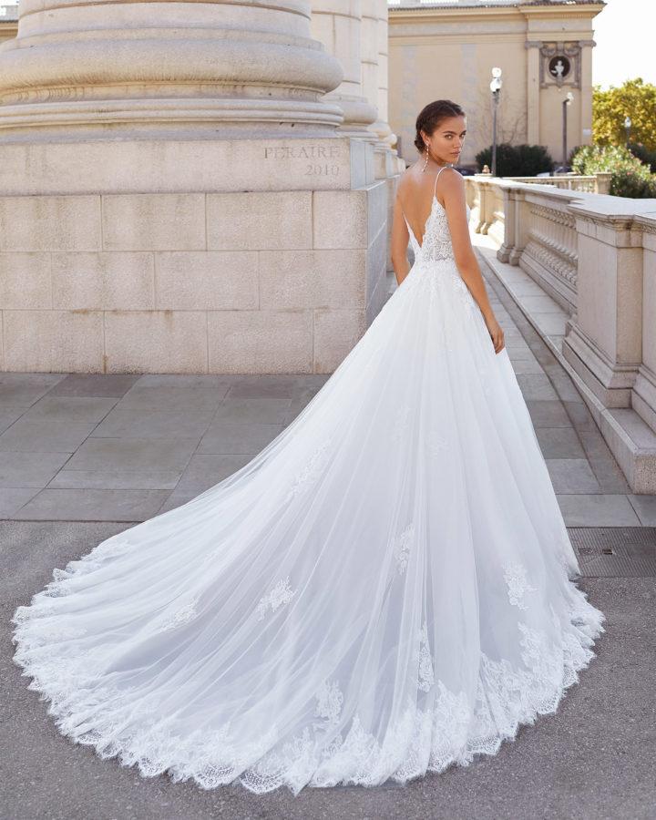 Brudekjole Yetsel 2