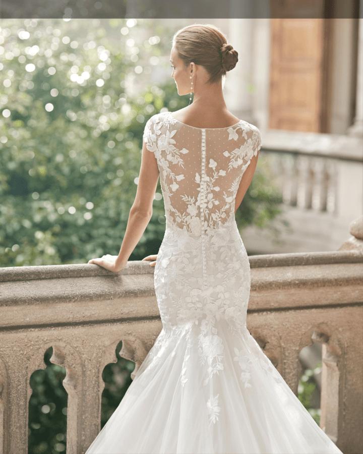 Brudekjoler 2022 - Daros ryg