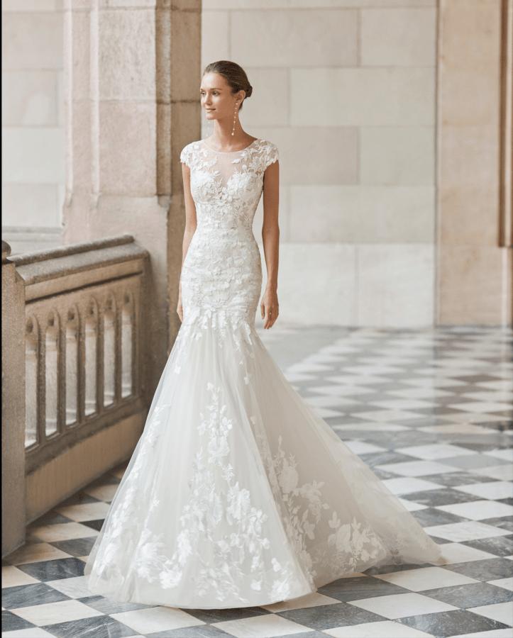 Brudekjoler 2022 - Daros i havfrue facon