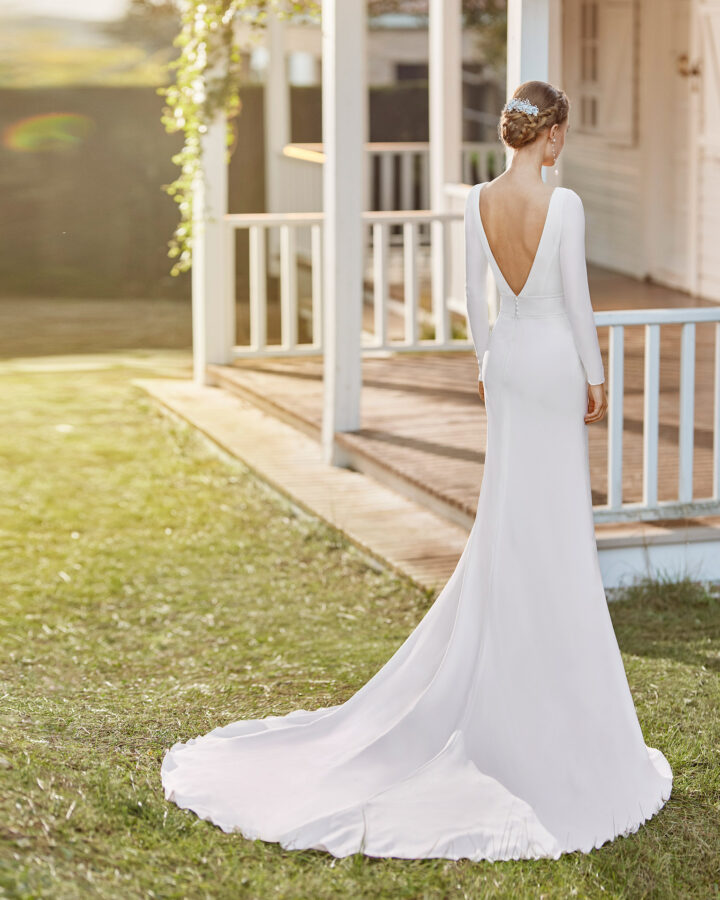 Brudekjole 2022 - Rosa Clará - Lanta 3