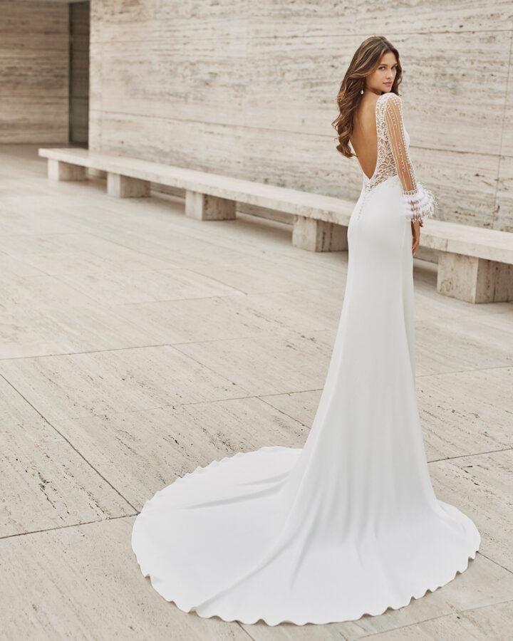Brudekjoler 2022 - Rosa Clará - Nais 2