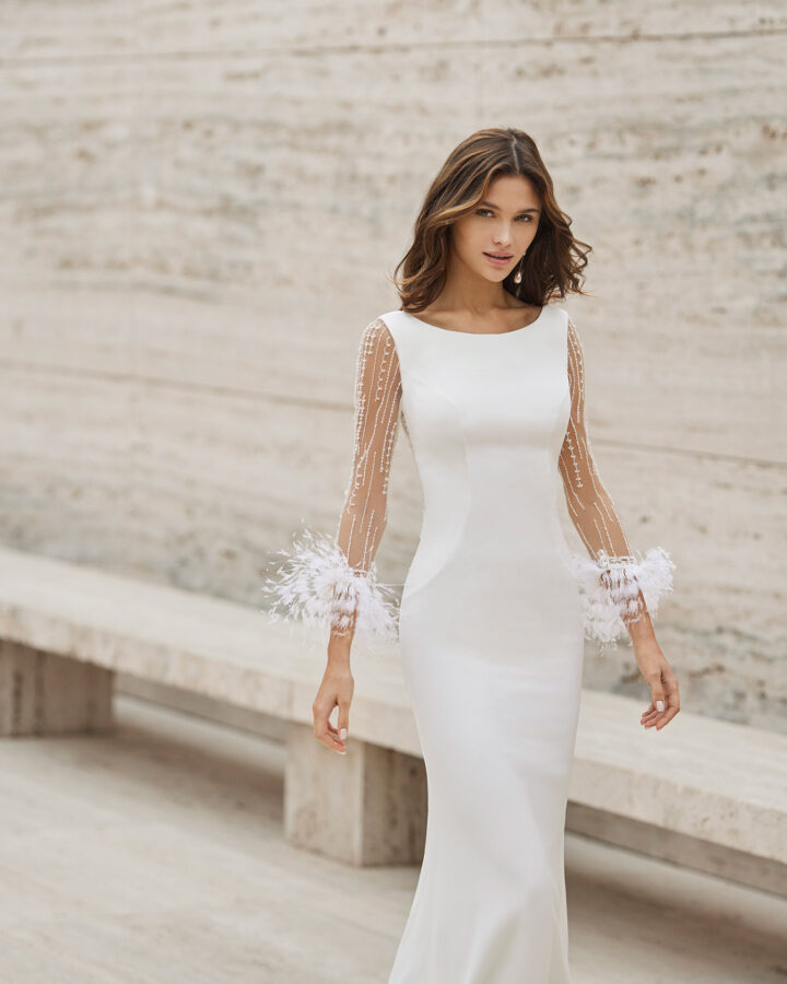 Brudekjoler 2022 - Rosa Clará - Nais 3