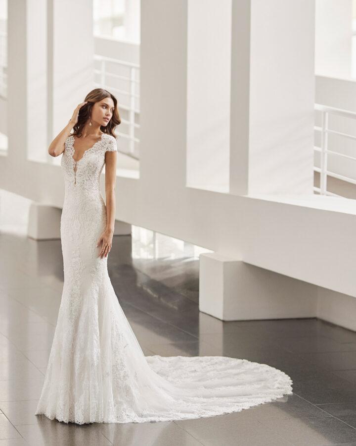 Brudekjole 2022 - Rosa Clará - Negar 2