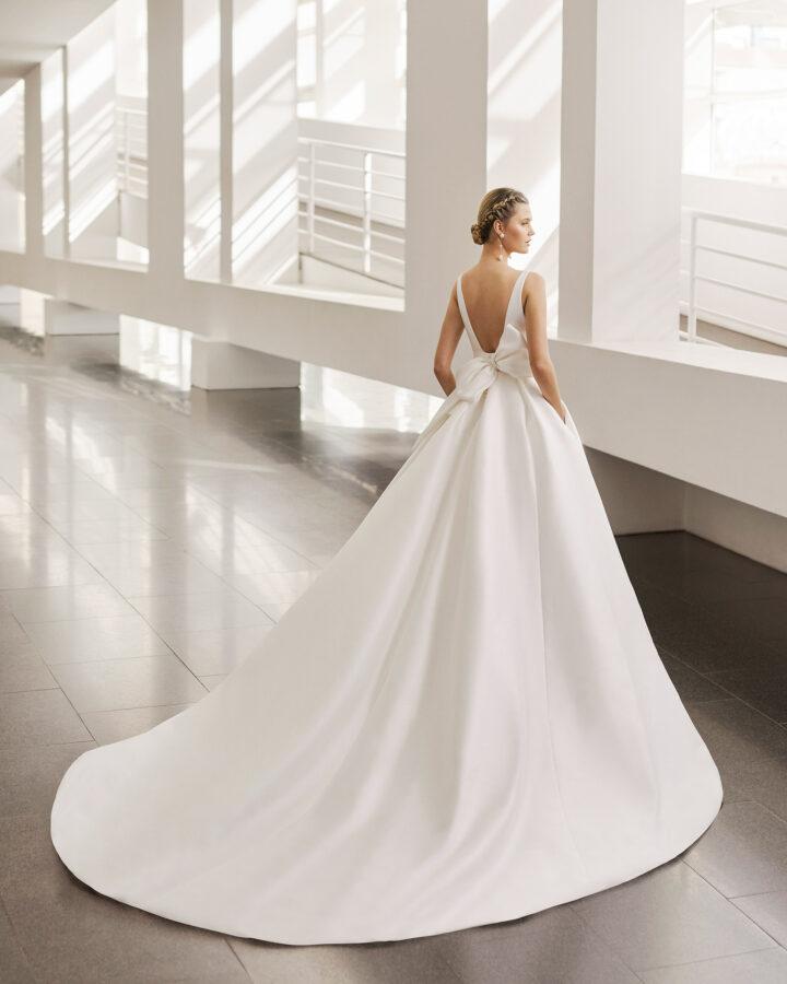 Brudekjoler 2022 - Rosa Clará - Nuwa 3