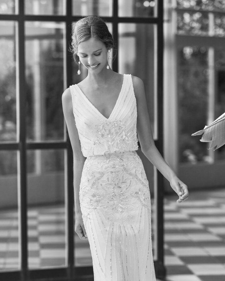 Brudekjole 2022 - Rosa Clará - Ocean 1
