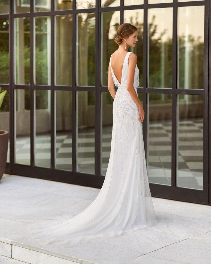 Brudekjole 2022 - Rosa Clará - Ocean 3