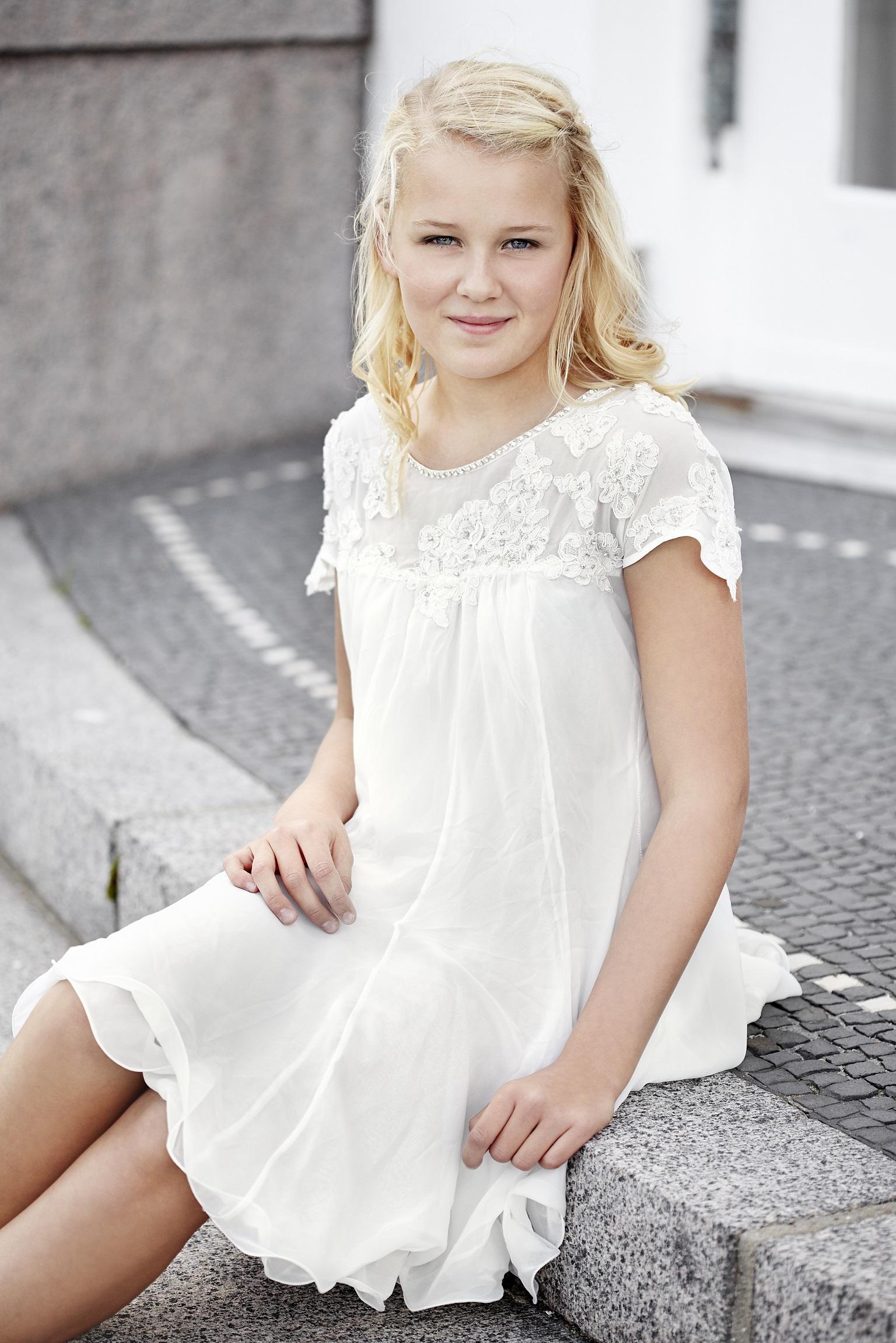 Konfirmationskjoler 2016 Real Silk Copenhagen Bridal
