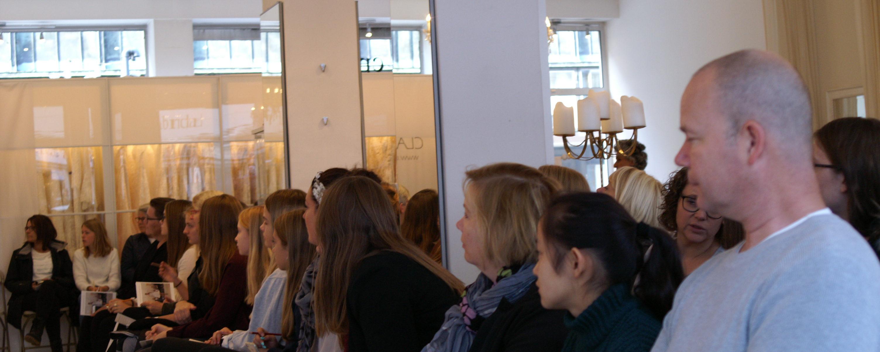 Modeshow 2020 - Publikum