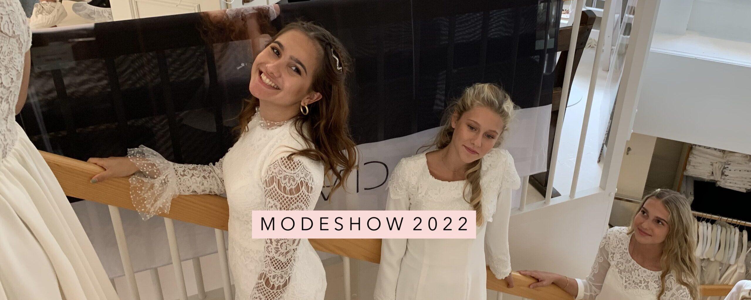 Konfirmationskjoler 2022 Modeshow