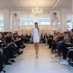Konfirmationsmodel Modeshow