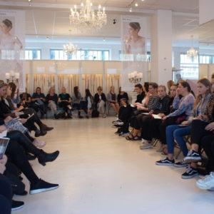 Publikum-modeshow